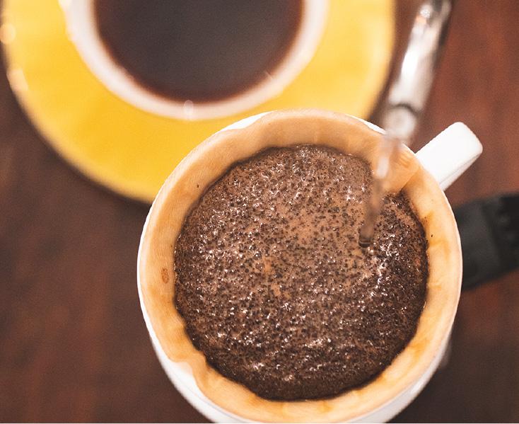 プレミアムハンドドリップコーヒー