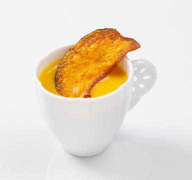 かぼちゃのポタージュ