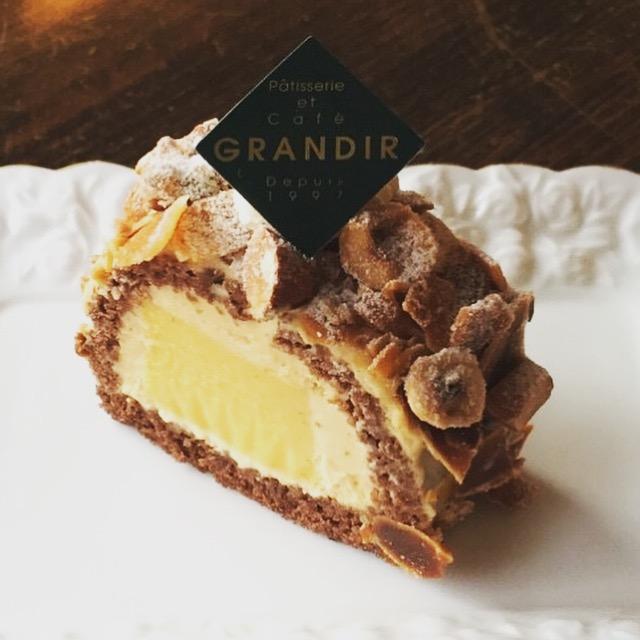 カフェドドルチェ2月のケーキ